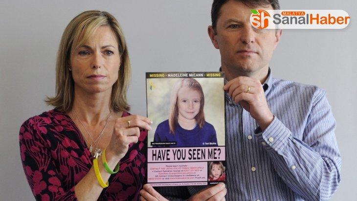 Alman savcılar: 'McCann'in öldüğünü varsayıyoruz'