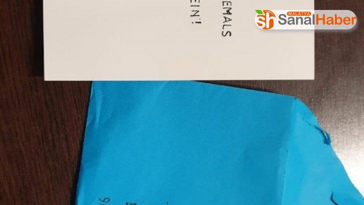 Almanya'da camiye mermiyle tehdit mektubu gönderildi