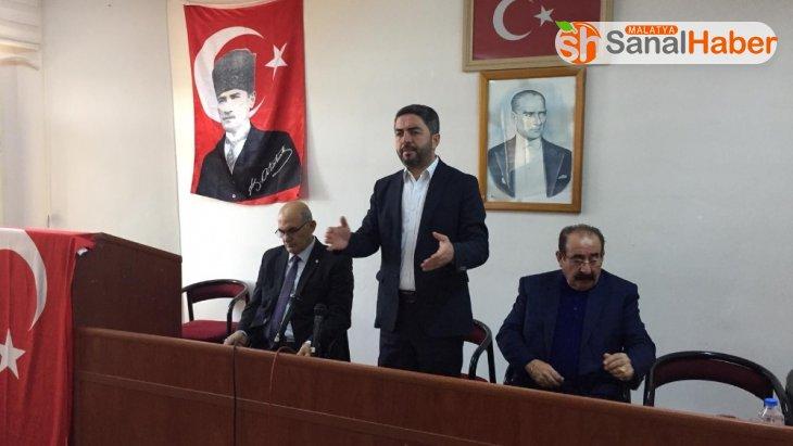 Malatya CHP'de İlçe başkanları belli oldu