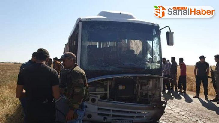 Azez'de polise saldırı: 6 yaralı