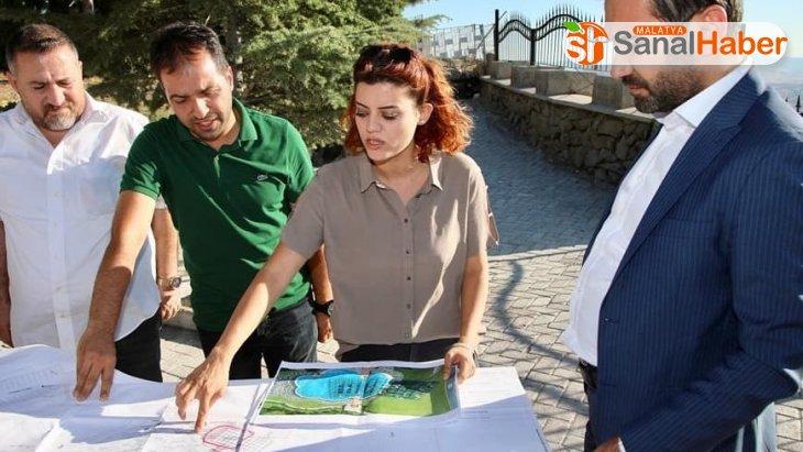 Başkan Şerifoğulları,  'Harput turizmde önemli bir noktaya gelecek'