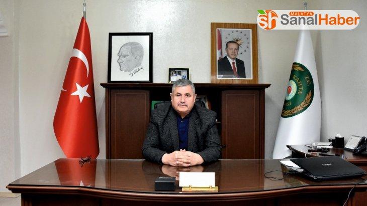 Başkan Turanlı, çiftçilere destekleme ödemesi açıklaması