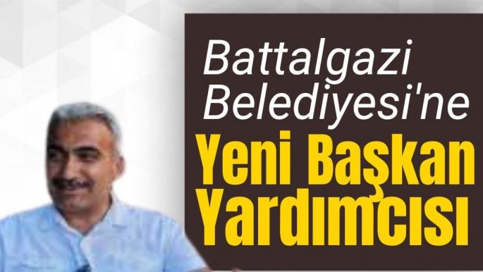 Battalgazi Belediyesine Yeni Başkan Yardımcısı