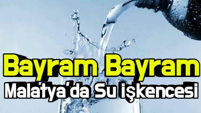 Bayram Bayram Malatya'da Su işkencesi