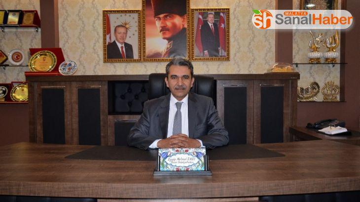 Besni Belediye Başkanı Emre'den 15 Temmuz mesajı