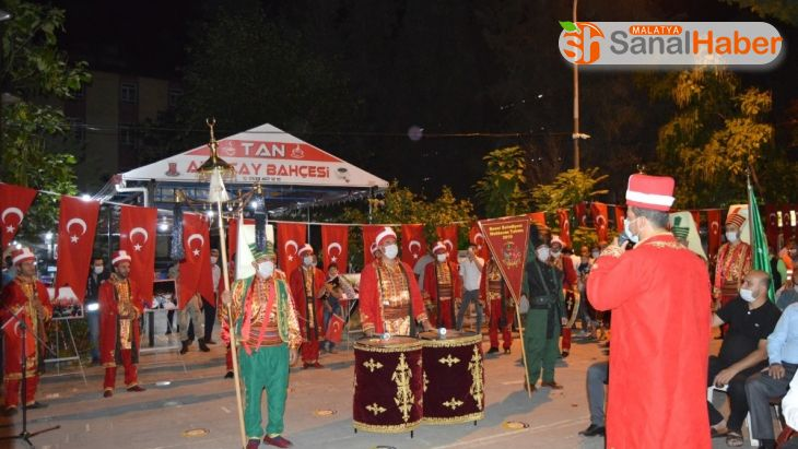 Besni'de 15 Temmuz etkinliği