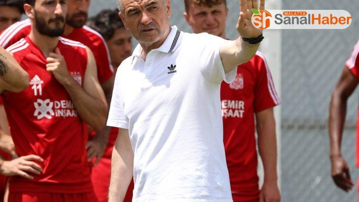 Çalımbay: 'Bizim maçlarımız zor geçecek'