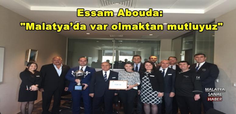 Essam Abouda: