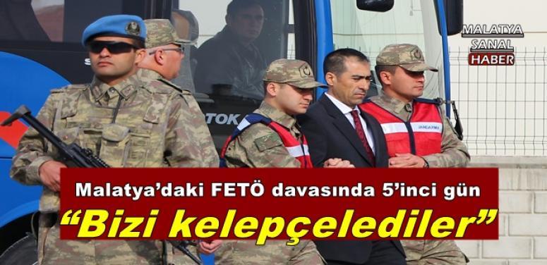 Malatya'daki FETÖ davasında 5'inci gün