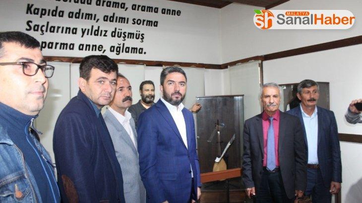 CHP'den Ahmet Kaya'nın mezarının Malatya'ya  getirilmesi talebi