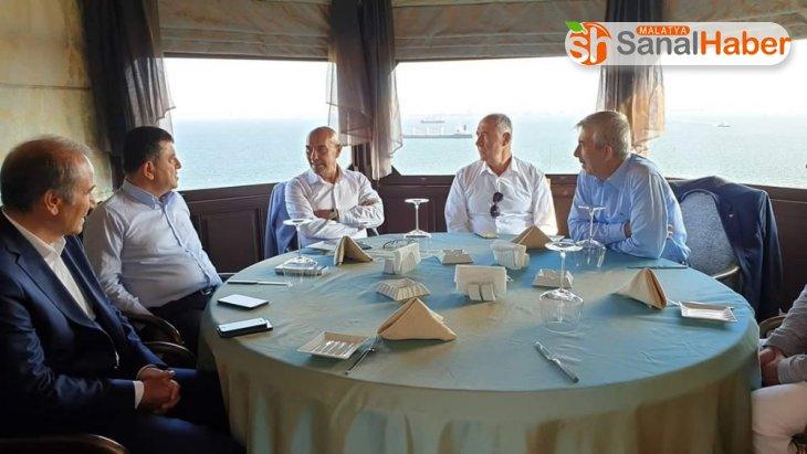 Malatya CHP'li Başkanlardan İzmir çıkarması