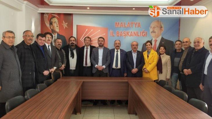 CHP Malatya'da kongre tarihi belli oldu