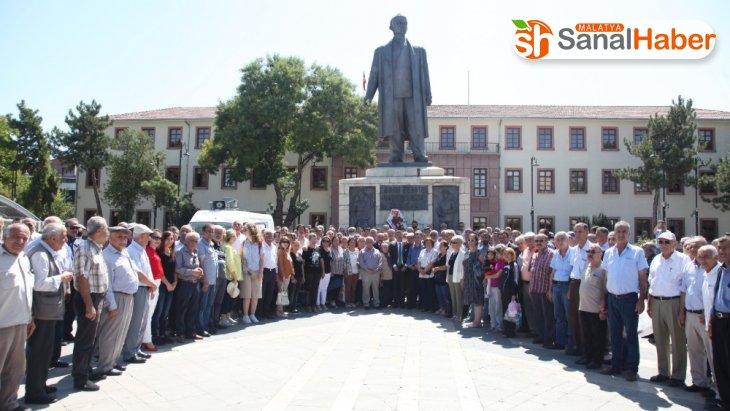 CHP'nin Kuruluşunun 96. yıl dönümü Malatya'da kutlandı