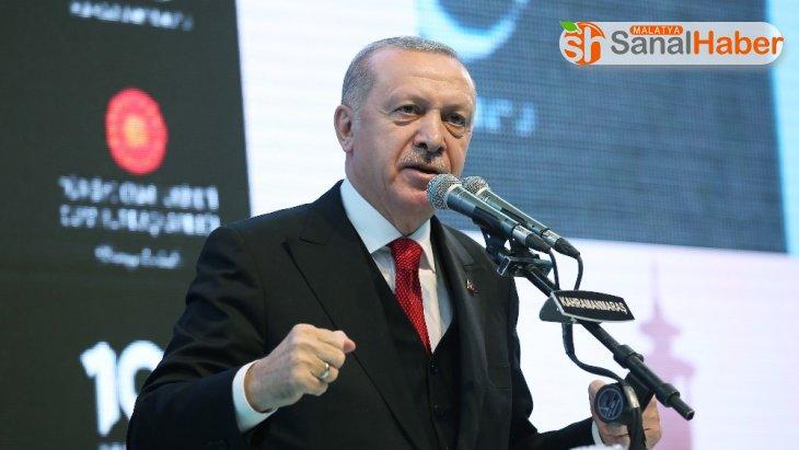 Cumhurbaşkanı Erdoğan: 'AB'yi terör karşısında ilkeli bir tutum sergilemeye davet ediyorum'
