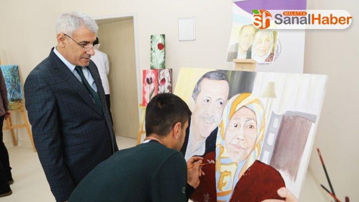 Cumhurbaşkanı Erdoğan'a Malatya'dan sürpriz doğum günü hediyesi
