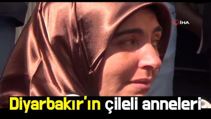 Diyarbakır'ın çileli anneleri