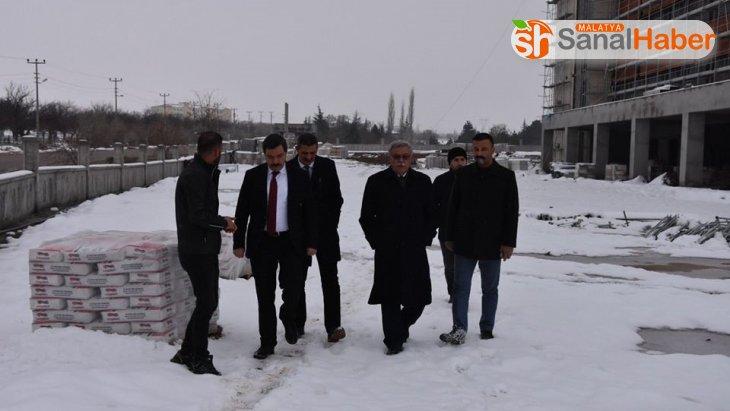 Malatya'daki hastane 2020'te tamamlanacak