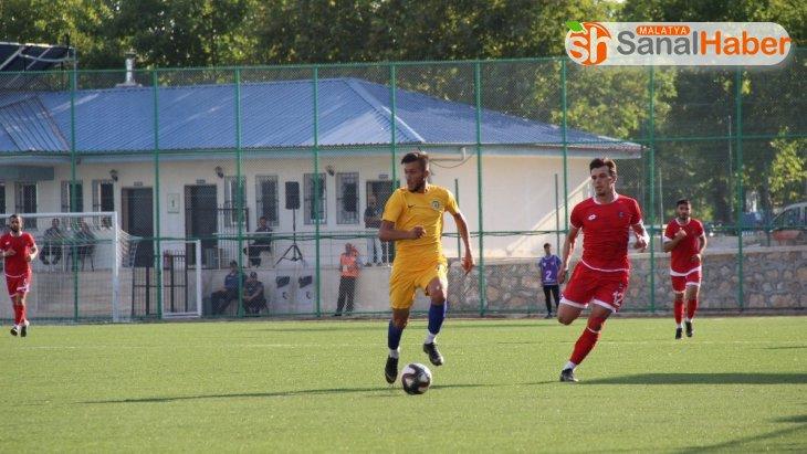 Elazığ Belediyespor FK: 1 - Ağrı 1970 Spor: 1