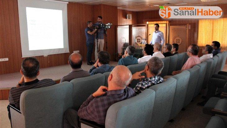 Elazığ'da, 'Çocuk Cerrahisi Doğu Toplantıları'