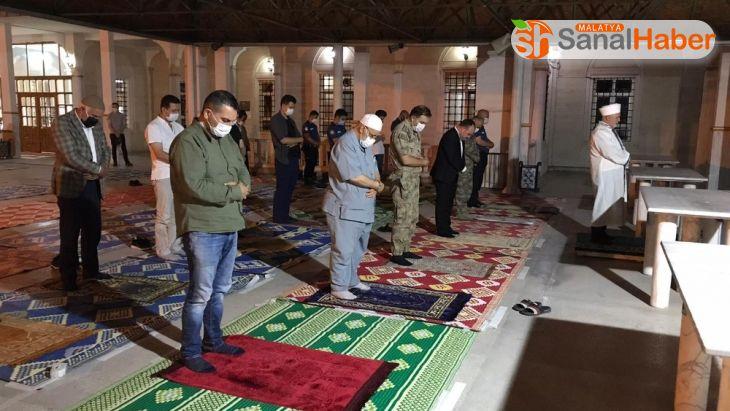 Elazığ'da 15 Temmuz Programı sabah namazı ile sona erdi