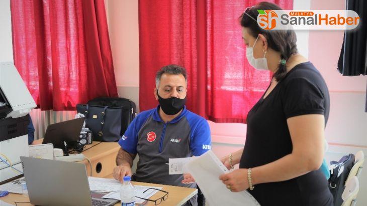 Elazığ'da hak sahipliği için 20 bin depremzede başvuru yaptı