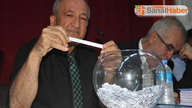 Elazığ'da TYP kapsamında işe alınacaklar kura ile belirlendi