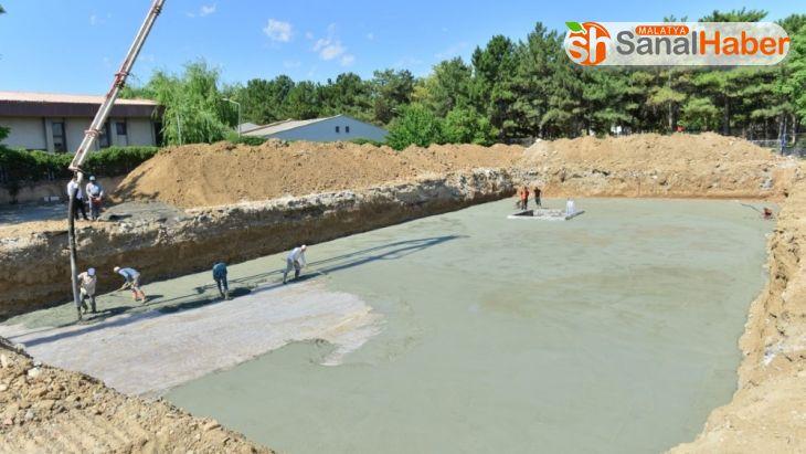 Elazığ'da yeni okulların yapımına başlandı