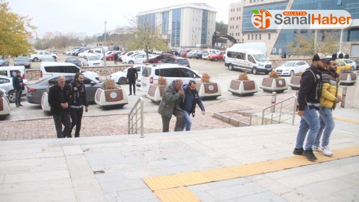 Elazığ merkezli 2 ilde silah ticareti operasyonu: 12 gözaltı