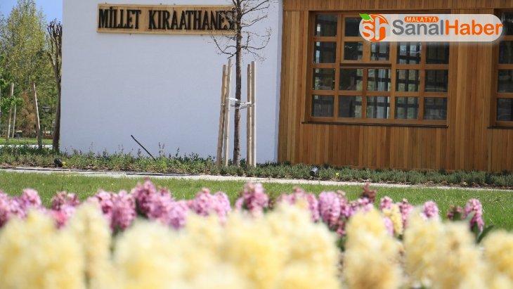 Elazığ Millet Bahçesi bugün açılıyor