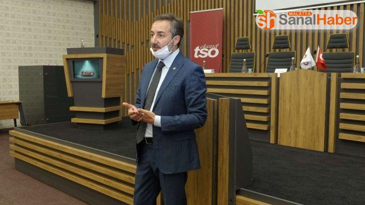 Elazığ TSO Başkanı Arslan,' Esnafımızın tüm taleplerini en üst düzeye ilettik'