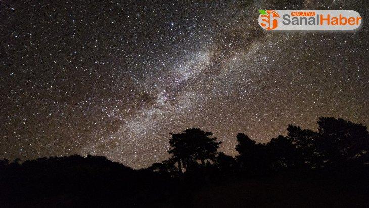 Elazığ ve Bingöl'den çekilen uzay ve astronomi fotoğrafları hayran bırakıyor