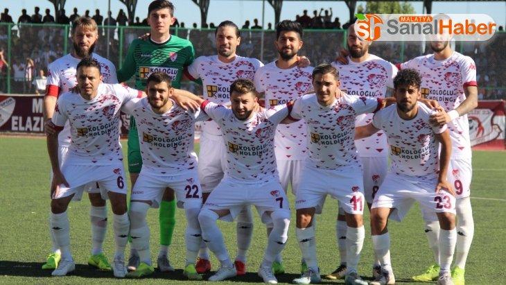 Elazığspor'a alt yapıdan gelen genç oyuncular katkı sağlıyor