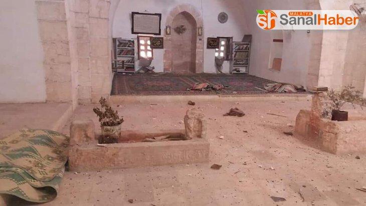 Esad rejimi, Ömer bin Abdülaziz Türbesi'ne zarar verdi