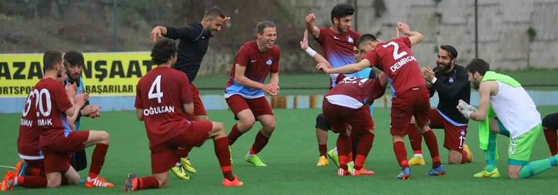 PTT 1. Lig'e yükselen son takım 1461 Trabzon oldu