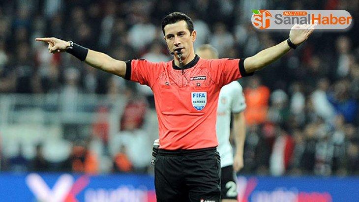 Yeni Malatyaspor Çaykur Rizespor maçının hakemi belli oldu