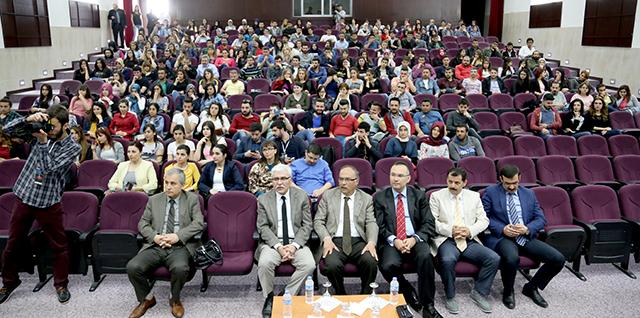 İnönü Üniversitesi Uluslararası Kısa Film Festivali Başladı