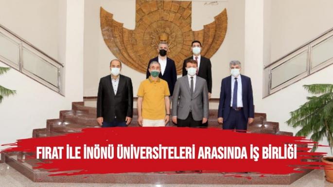 Fırat ile İnönü üniversiteleri arasında iş birliği
