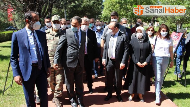 Fırat Üniversitesi'nde 15 Temmuz etkinliği