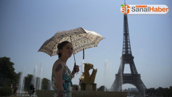 Fransa'da ikinci aşırı sıcak hava dalgası: 20 kentte kırmızı alarm