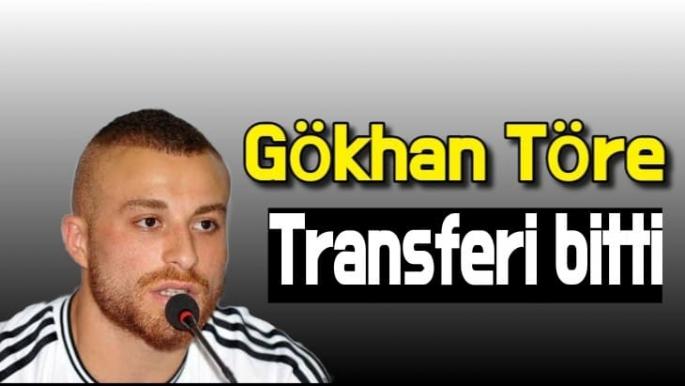 Gökhan Töre transferi