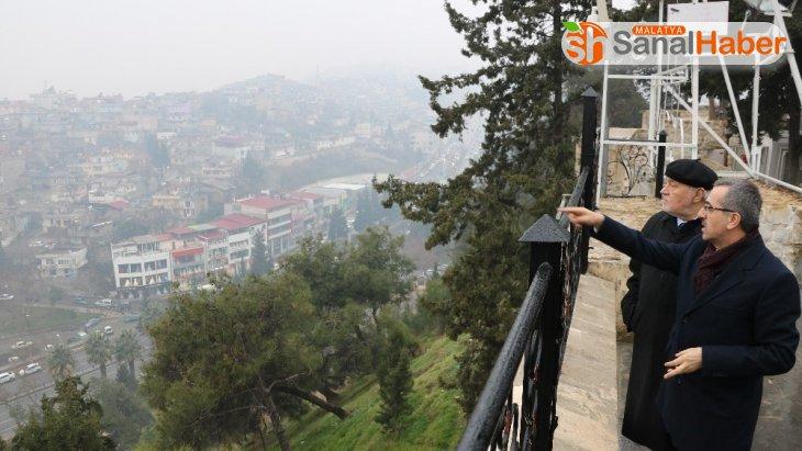 İlber Ortaylı'dan 100. yılı kutlama etkinlikleri kapsamında Kahramanmaraş'a ziyaret