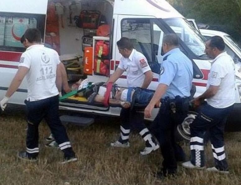 Malatya'da Trenin altında kalan şahıs hayatını kaybetti