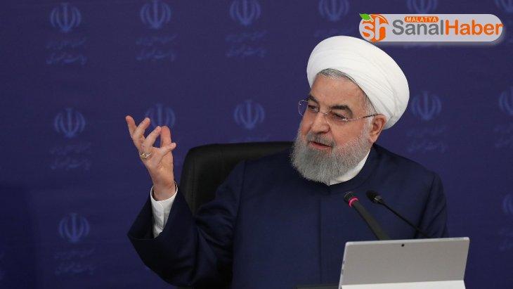 İran Cumhurbaşkanı Ruhani: 'Kısa zamanda okulları açmak istiyoruz'