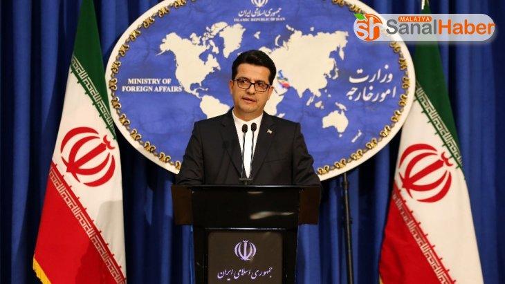 İran Dışişleri Sözcüsü Musevi: 'ABD'nin bölgedeki yasa dışı varlığı istikrarsızlığa neden olmakta'