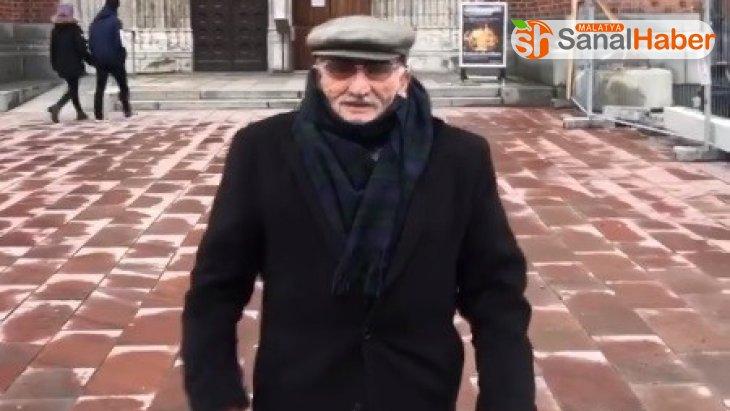 İsveç'te hayatını kaybeden Türkün cenazesi Türkiye'ye getirildi