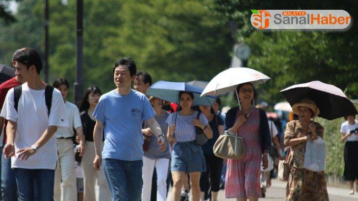 Japonya'da aşırı sıcak yeni ölümlere neden oldu