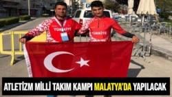 Atletizm Milli Takım kampı Malatya´da yapılacak