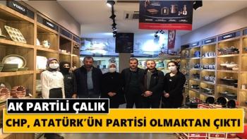 CHP, Atatürk'ün partisi olmaktan çıktı