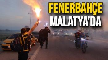 Fenerbahçe Malatya´da