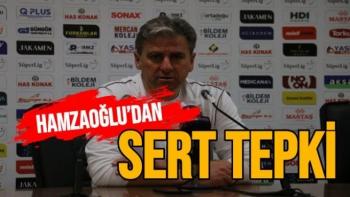 Hamza Hamzaoğlu'dan Sert Tepki